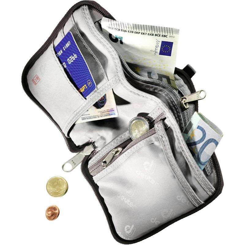 Гаманець Deuter Zip Wallet RFID BLOCK